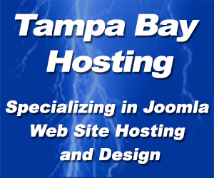 Tampa Bay Web Hosting Specializing in Joomla Websites